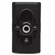 Carling Boat Rocker Switch | On / Off / On No Cover Plate 20A 12V