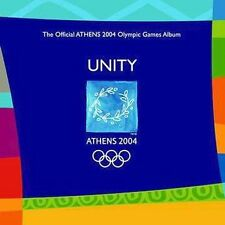 Unity: The Official Athens 2004 Olympic Games Album by Various Artists (CD,...