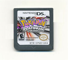 Game Nintendo Pokemon Platinum Version Game Card For 3DS DSI DS NDSI Brand New