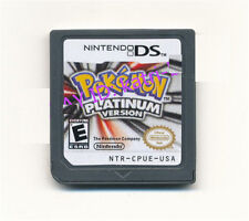 Brand New Nintendo Pokemon Platinum Version Game Card For 3DS DSI DS NDSI