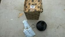 PEUGEOT BOXER / CITREON RELAY CV JOINT BOOT KIT P/N 3293.AB