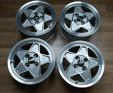 ACT alloy wheels 4X114.3 7J R15 not BBS RS RM MAHLE OZ FUTURA MITO RARE
