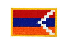 Toppe Toppa PATCH Bandiera backpack banderina ricamata Nagorno Karabakh