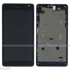 Microsoft Nokia Lumia 535 LCD Display Touch Screen Assembly+Frame CT2S1973FPC