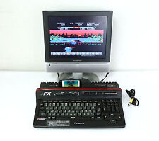 "Panasonic MSX 2+ FS-A1FX Computer Console ""Excellent +++"" Tested Properly Japan!"