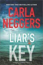 Sharpe and Donovan: Liar's Key 7 by Carla Neggers (2016, Hardcover)