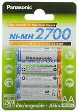 Panasonic Mignon AA Akku f. Sony Cybershot DSC-P93 DSC-S40 DSC-S60 Accu Batterie