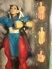 CHUN LI *LOOSE MINT COMPLETE Street Fighter IV  | neca figure  *SHIPS FROM USA