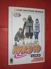 NARUTO GOLD DELUXE N°34- DI:MASASHI KISHIMOTO- MANGA PANINI