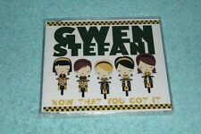 Gwen Stefani Maxi-CD now that you got it 4-tr. incl. video no doubt solista New OVP