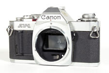 CANON AV-1 BODY ONLY AS IS FOR PARTS
