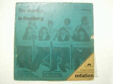 THE BEATLES IN HAMBURG POLYDOR RARE LP record vinyl INDIA INDIAN VG+
