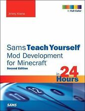 Sams Teach Yourself Mod Development for Minecraft in 24 Hours (2nd-ExLibrary