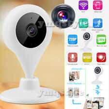 Wireless 720P HD CAM WIFI Pan Tilt CCTV Home Security P2P IP Camera Night Vision