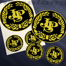 Retro 'John Player Special' Sticker Decals (x6)