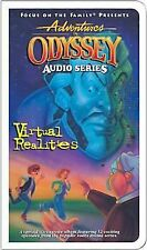 Adventures in Odyssey VIRTUAL REALITIES Audio Series Cassette FREE NEXT DAY SHIP