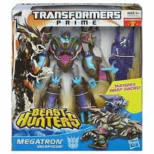 Transformers Beast Hunters Voyager Class Sharkticon Megatron Figura De Acción