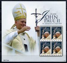 PALAU 2010 Papst Johannes Paul II. Pope John Paul 2930 ** MNH