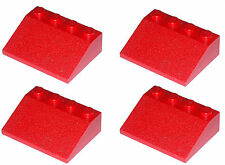 Missing Lego Brick 3297 Red x 4 Slope Brick 33 3 x 4