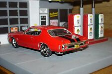 1970 Chevrolet Chevelle SS 454 Cowl Induction 1:43, O Scale Matchbox New in Box