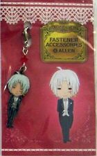 D.Gray-man Alan Fastener SD Metal Charm Anime Manga Game MINT