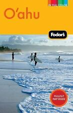 Fodor's Oahu, 3rd Edition: with Honolulu, Waikiki, and the North Shore-ExLibrary