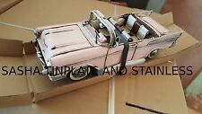 CHEVY CHEVROLET BEL AIR 1957 tin toy tinplate car blechmodell auto