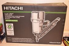 "Brand New Hitachi NR83A3 3-1/4"" Strip Air Framing Nailer Nail Gun 21 Degree"