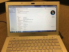 "Sony VAIO Core i5 2.5Ghz, 4GB, 500GB, DVDRW, Webcam, 13.3"" HD LED Display Laptop"