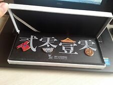2010 SHANGHAI EXPO OFFICIAL CHINA STYLE PIN SET