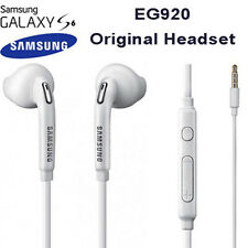 GENUINE Original Earphones Headphones for Samsung Galaxy S6 Edge Note 4