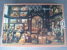 Educa Alejandro Magno Visiting Apelles' Studio 8000 Piece Puzzle Complete