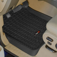 Front Black Floor Liner Pair Toyota 4Runner 2010-2013 82904.40 Rugged Ridge
