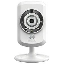 D-Link DCS-942L Wi-Fi Home Security Day/Night Cloud Camera w/ Remote Viewing