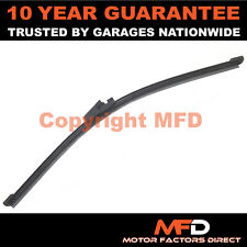"VOLKSWAGEN GOLF PLUS MPV 2005-2009 13"" 335MM REAR WINDOW WINDSCREEN WIPER BLADE"