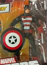 "2012 HASBRO MARVEL LEGENDS (EPIC HEROES) US AGENT 6"" ACTION FIGURE MOC CAPTAIN"