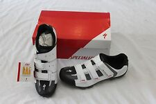New Specialized Men's Sport MTB Cycling Bike Shoes 46 12 12.5 SPD Mountain White