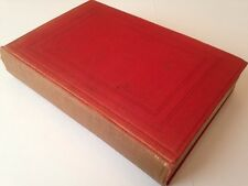 Abraham Lincoln By Lord Charnwood - 1921 Vintage, With Map - American History