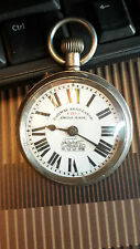 RAILWAY REGULATOR FIDO SWISS MADE VERY RARE VINTAGE WATCH NEW YEAR