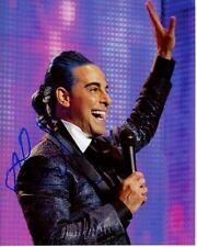 STANLEY TUCCI signed autographed THE HUNGER GAMES CAESAR FLICKERMAN photo