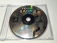 Tomb Raider II,2 (PlayStation PS1) Game in Plain Case Vr Nice!