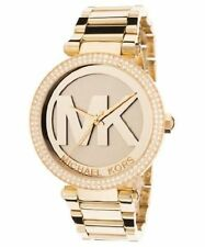 Michael Kors Women's Parker MK5784 Gold Stainless-Steel Quartz Watch