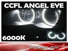 BMW X3 E83 REFLECTOR HEADLIGHT CCFL ANGEL EYE KIT 6000K INCLUDES RINGS INVERTORS
