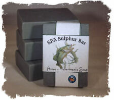 Anise _ Fisherman's _ SPA Sulphur Mineral Soaps Made in Montana_Handmade