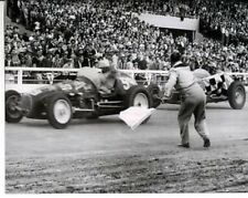 TONY BETTENHAUSEN BELANGER SPECIAL  1951  INDY 500 8 X 10 PHOTO