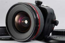 Canon TS-E 24mm f3.5 L Tilt Shift Lens w/hood,filter from Japan #051 【Top MINT】