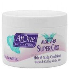 En un Aloe Vera Super Gro Hair & Cuero cabelludo Acondicionador