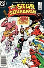 All Star Squadron (1981-1987) #64