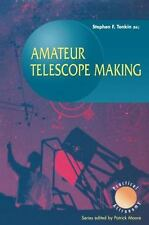 The Patrick Moore Practical Astronomy: Amateur Telescope Making (1998,...