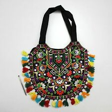 Indian Handmade Ethnic Designer Bohemian Multi Purpose Boho Tribal Messenger Bag